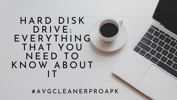 Hard Disk Information