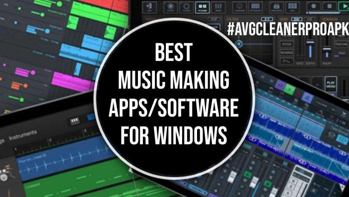Best Music Making Apps For Windows