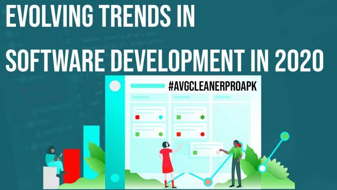 Evolving Trends in Software Development in 2020