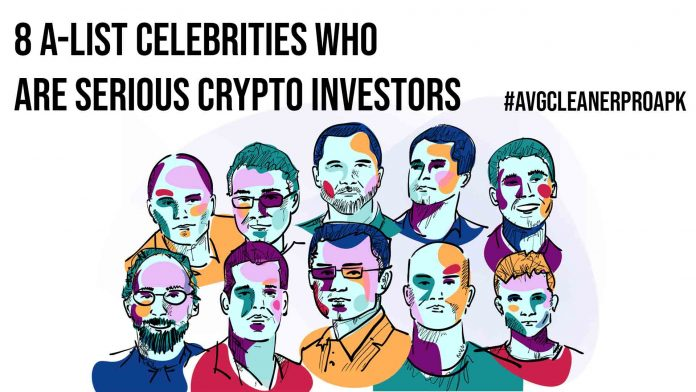 8 A List Celebrities Who Are Serious Crypto Investors