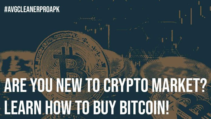 Are You New To Crypto Market? Learn How To Buy Bitcoin!