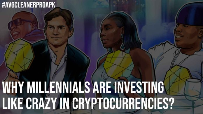 Why Millennials Are Investing Like Crazy in Cryptocurrencies